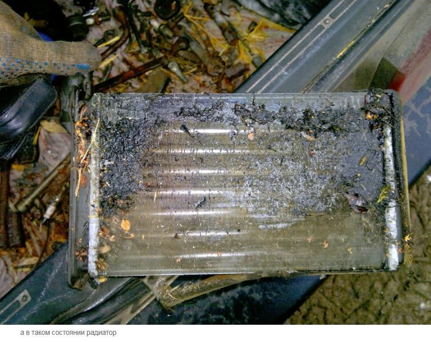 Замена радиатора печки ВАЗ 2114