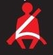 Не пристегнутый ремень безопасности