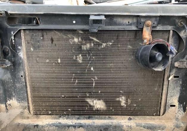 ремонтные работы с радиатором
