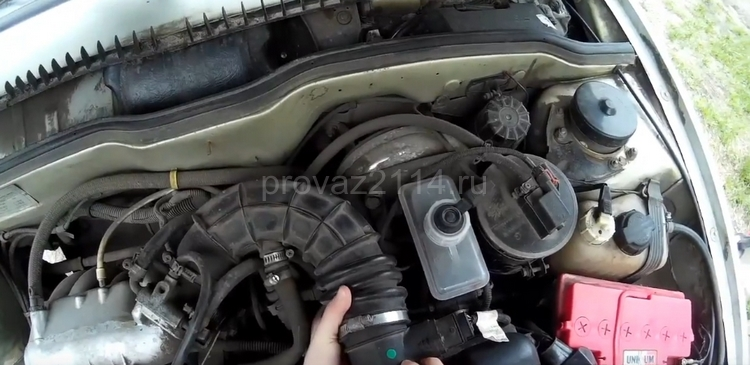 Как снять датчик скорости на ВАЗ 2114 2