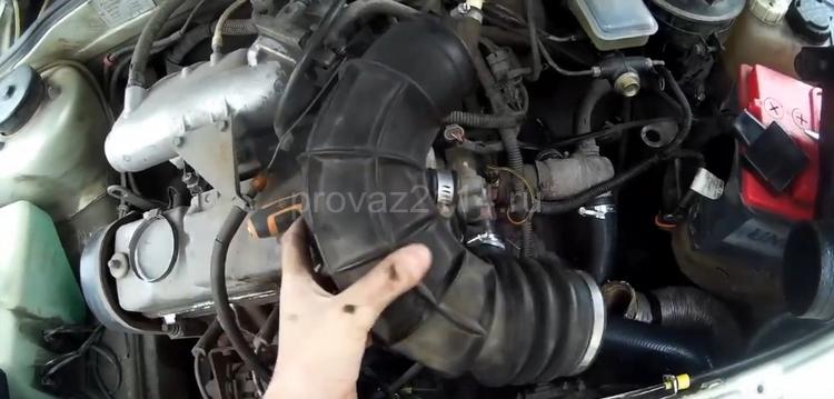 Как снять датчик скорости на ВАЗ 2114 6