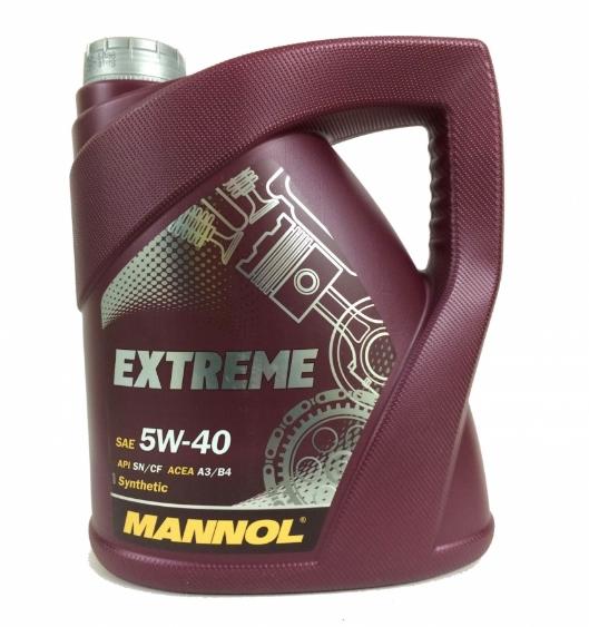Mannol Elite Extreme Classic немецкого производства