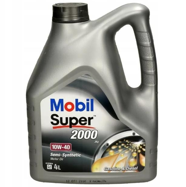 Mobil 1, Super S