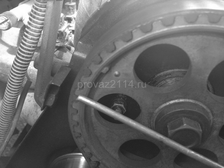 Пошаговое руководство по регулировке клапанов на ваз 2114 3