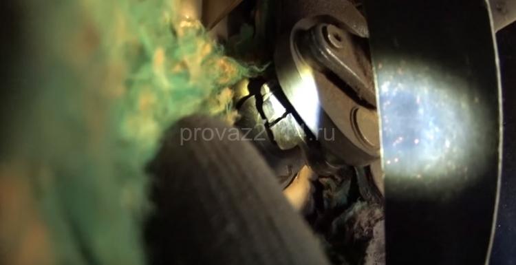 Ремонт и замена рулевой реки на ваз 2114 12