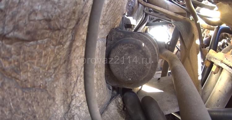 Ремонт и замена рулевой реки на ваз 2114 9
