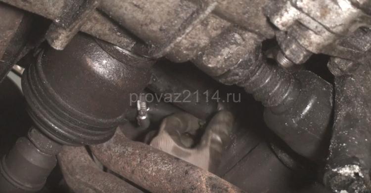 Ремонт краника печки на ваз 2114 8