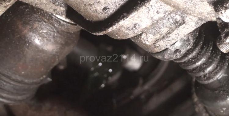 Ремонт краника печки на ваз 2114 9