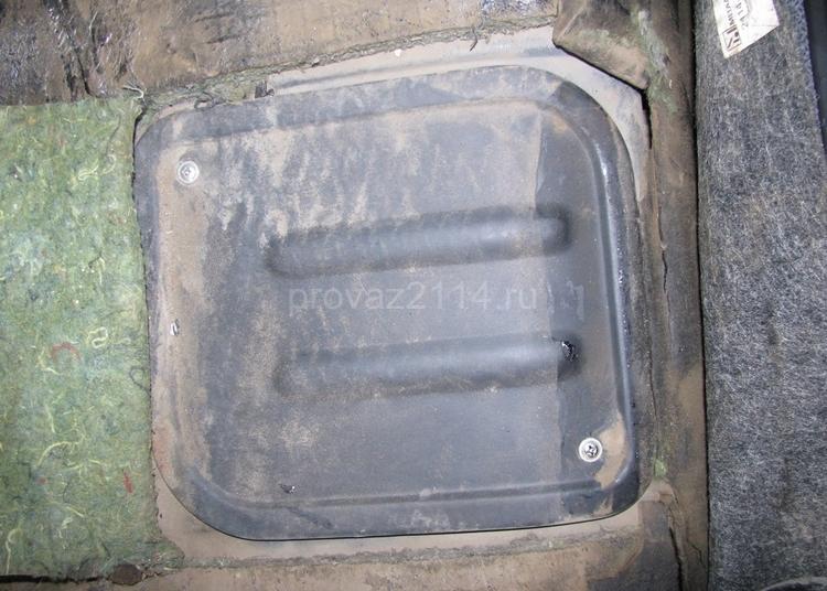Замена бензонасоса на ваз 2114 4
