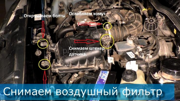 Замена термостата на ваз 2114 8