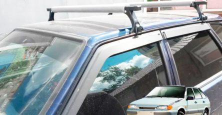 Багажник-на-крышу-на-ваз-2114---выбор,-установка