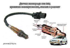 Датчик-кислорода-ваз-2114-признаки-неисправности,-замена-и-ремонт