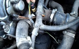 Порядок замены на ваз 2114 датчика температуры охлаждающей жидкости 20