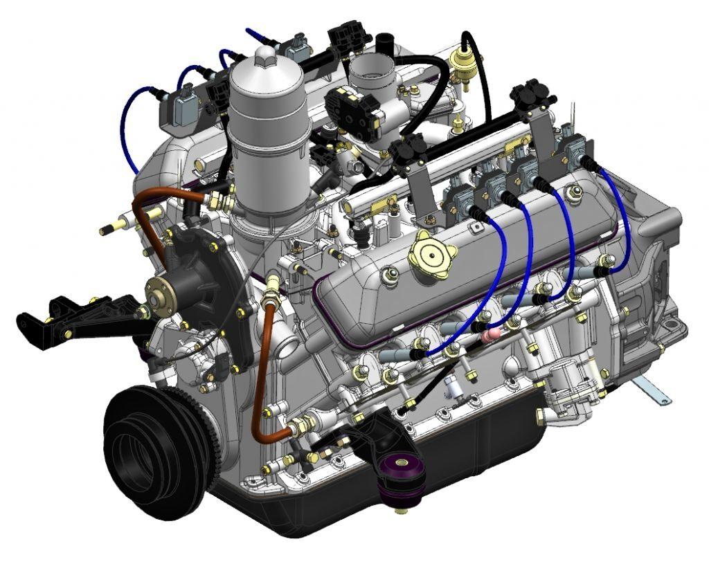 Ряд особенностей автомобилей с инжекторным мотором