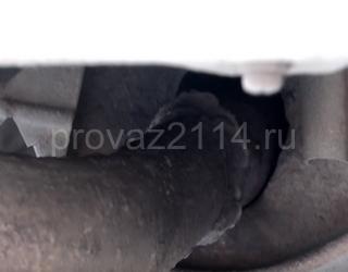 Замена глушителя ваз 2114 своими руками 2