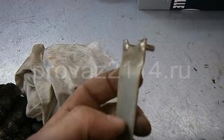 Замена ремня ГРМ на ВАЗ 2114 13