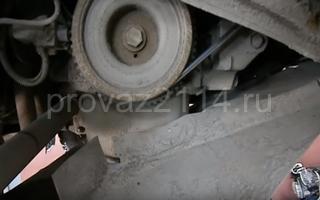 Замена ремня ГРМ на ВАЗ 2114 2