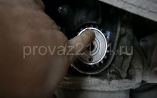 Замена ремня ГРМ на ВАЗ 2114 7