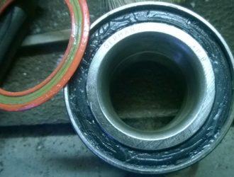 Ступичный подшипник ваз 2109 – его замена и ремонт