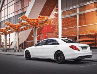 Почему аренда Mercedes S-class выгодное решение